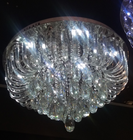 Led Crystal ceiling fitting