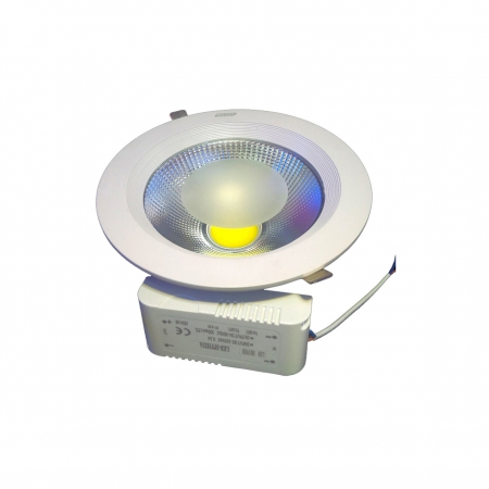 Recessed LED DownLight Fixed 25watt