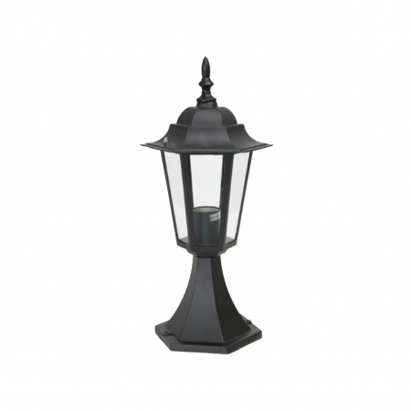 Die Cast Aluminium	Colour Black